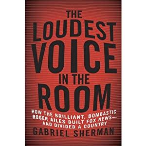 The Loudest Voice in the Room Hörbuch
