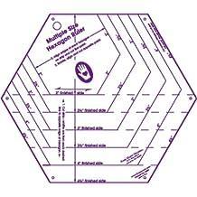 Marti Michell My Favorite Hexagon Ruler