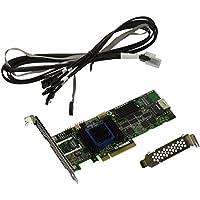 6405 Kit Raid 0/1/10 Sata 512MB Pcie 3.3/12V MD2/LP SFF-8087/1 Int