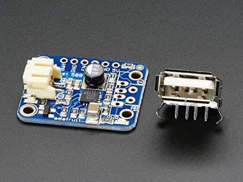 Adafruit 1903 PowerBoost 500 Basic - 5V USB Boost @ 500mA Fr