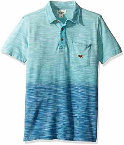 Lucky Brand Boys' Tidal Polo Shirt