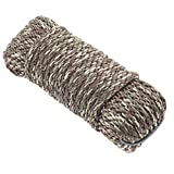 """Mossy Oak Hunting Accessories Utility Rope, 3/8"""" x 25', Camo"""