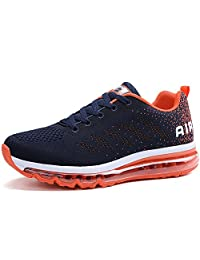 Mens Womens Lightweight Air Cushion Outdoor Sport running shoes Athletic Casual Walking Sneakers