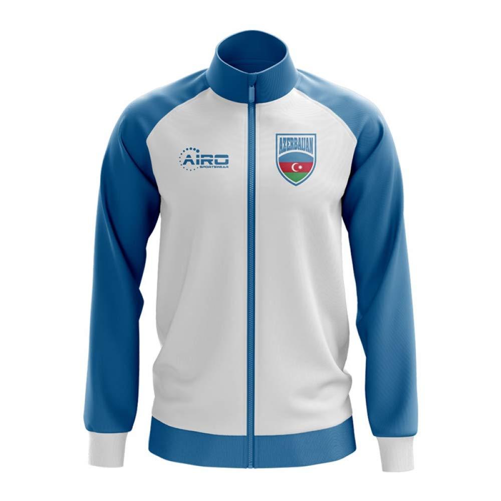 Airo Sportswear Azerbaijan Concept Football Track Jacket (Weiß)