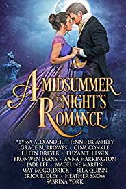 A Midsummer Night's Romance (English Edit