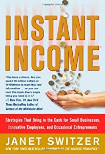 Instant Income: Strategies That Bring in the Cash by Janet Switzer (2007-02-09)