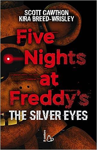 THE SILVER EYES FNAF BOOK EPUB