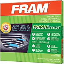 FRAM CF8392A Fresh Breeze Cabin Air Filter