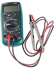Tiptiper Multímetro sondas de cables de 1000 V, 10 A, multímetro digital, multímetro de prueba