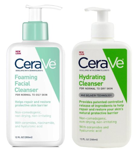 Cerave hydrating cleanser ingredients