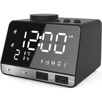 Amazon Com Conair Tcr200ms Clock Radio Telephone