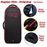 Bagpipe Case - Hard shell bagpipe case for