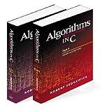 Algorithms in C, Parts 1-5
