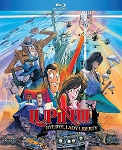 Blu-ray : Lupin The 3rd: Bye Bye Lady Liberty (Blu-ray)