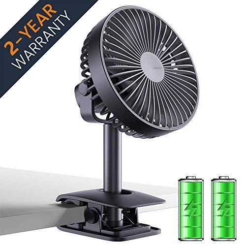 Battery Operated Clip Fan