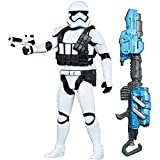 Star Wars the force awakening basic figure first-order Stormtrooper Corps leader 3.75-inch action figure