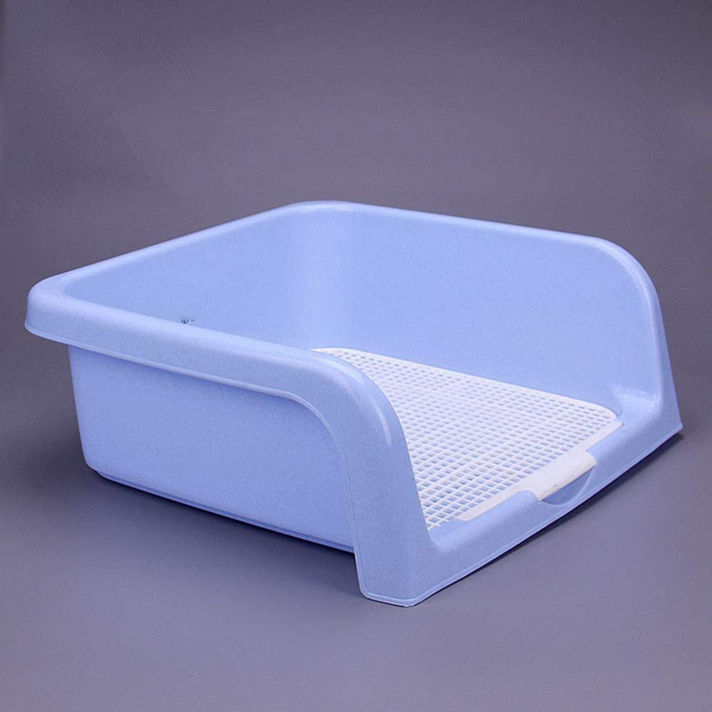 B 50x40x20cm B 50x40x20cm Axiba Pet toilet High fence type dog toilet cat toilet urine basin easy to wash
