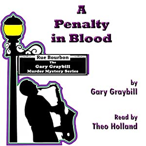 A Penalty in Blood Audiobook