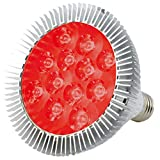 ABI 12W Deep Red 660nm LED Bloom Booster Grow Light