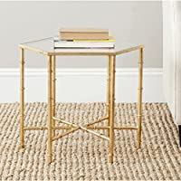 Safavieh Home Collection Kerri Gold Accent Table