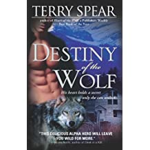 Destiny of the Wolf (Silver Town Wolf Book 1)