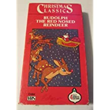Christmas Classics Rudolph the Red Nose Reindeer