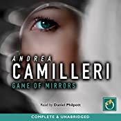 Game of Mirrors: Inspector Montalbano, Book 18 | Andrea Camilleri