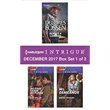 Harlequin Intrigue Decemeber 2017 - Box Set 1 of 2: Always a Lawman\Military Grade Mistletoe\Ms. Demeanor