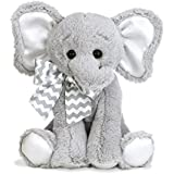 Bearington Lil' Spout Elephant Piggy Bank with Noise...