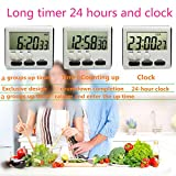 Hour Minute Second Count Up Countdown Digital