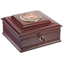 Allied Frame United States Marine Corps Executive Desktop Box