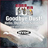 Hyde Tools 09165 Dust-Free Drywall Vacuum Hand