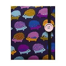 Purple Hedgehogs Print kobo Aura H20 Case
