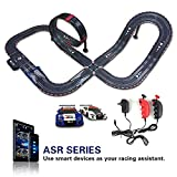 AGM MASETCH Slot car Set with Racing Assistant APP