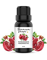 Pomegrante Premium Quality Fragrance Oil 15ml – Suitable for Gel Candles, Soap, Candles/Incense, Skin and Hair Care – Exquisite and Intense (15ml) (Pomegranate)