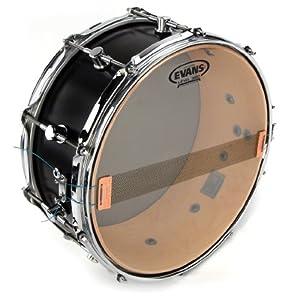 evans clear 300 snare side drum head 14 inch musical instruments. Black Bedroom Furniture Sets. Home Design Ideas