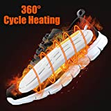 Martinimble Shoe Dryer Heater Foot Warmers USB Foot Warmer 1 Pair Electric Shoe Boot Dryer Heater Protector Deodorant Sterilizer Foot Warmer