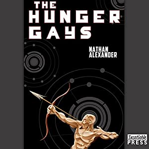 The Hunger Gays Audiobook