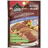 Club House Gluten Free Brown Gravy, 25gm, 18-count