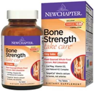 New Chapter, Bone Strength Take Care Tiny, 120 Tablets