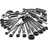 Craftsman. Juego de herramientas mecánicas universales de 56 piezas