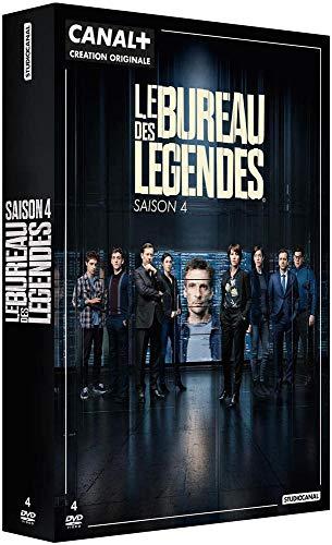 Le Bureau des legendes - Saison 4 [Francia] [DVD]