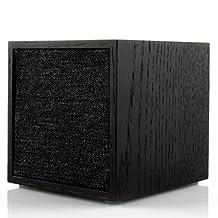 Tivoli CUBBLK Surround Portable Bluetooth Speaker, Set of 1, Black