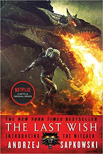 The Last Wish (The Witcher) book cover