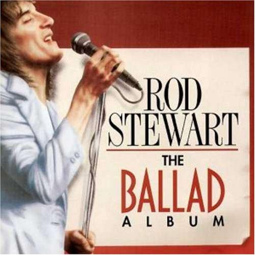 Rod Stewart - The Ballad Album (CD)