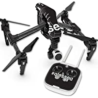 Skin For DJI Inspire 1 Quadcopter Drone – Blessed | MightySkins Protective, Durable, and Unique Vinyl Decal wrap cover | Easy To Apply, Remove, and Change Styles | Made in the USA