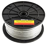 Forney 70451 Wire Rope, Vinyl Coated Aircraft