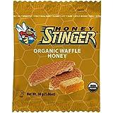Honey Stinger Organic Waffle, Honey, 1.06 Ounce, 16 Count