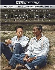 The Shawshank Redemption (4K Ultra HD + Blu-ray + Digital)