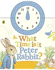 What Time Is It, Peter Rabbit? (Peter Rabbit Early Learning)
